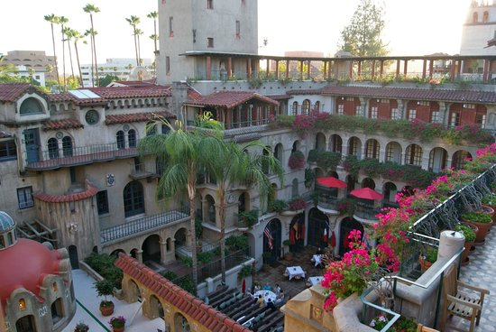 The Mission Inn Hotel and Spa: rooms with view