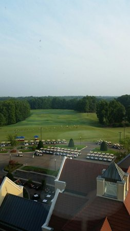 Grandover Resort , Golf, Spa & Conference Center: Driving Range from Room