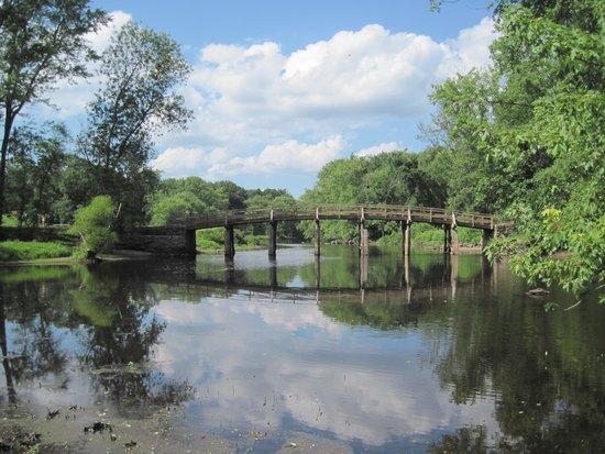 "North Bridge: The ""rude bridge"""