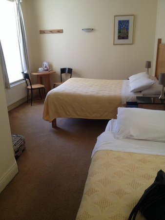Crawford Guest House B&B: Double room