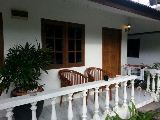 Tropical Resort: Notre chambre. Super sympa