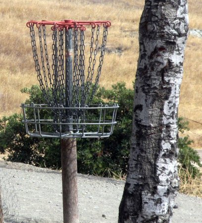 Hellyer Park Disc Golf Course