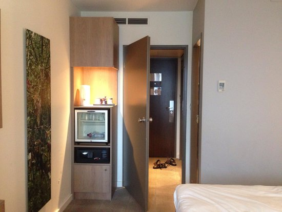 Novotel Brussels Airport : Comfortable room