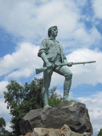 Lexington Green : Minute Man