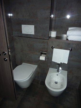 Klima Hotel Milano Fiere: Salle de bain 2