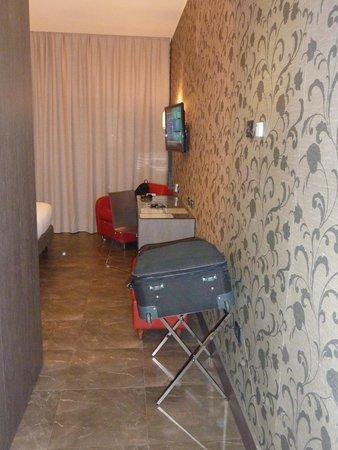 Klima Hotel Milano Fiere: Chambre 1