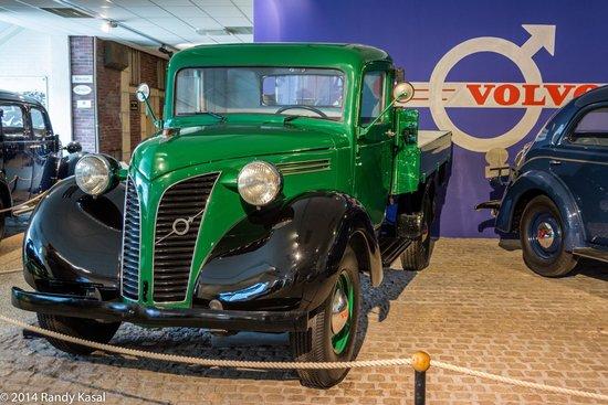 Volvo Museum: Perfect