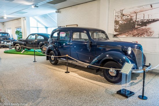 Volvo Museum: A beauty