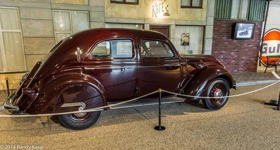Volvo Museum: Gorgeous