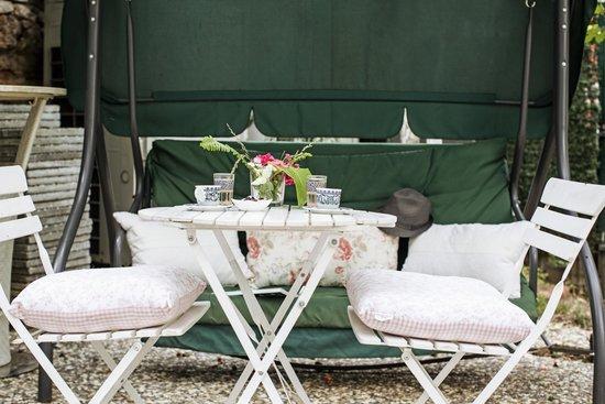 Ada Palas Buyukada Boutique Hotel: Secret Garden