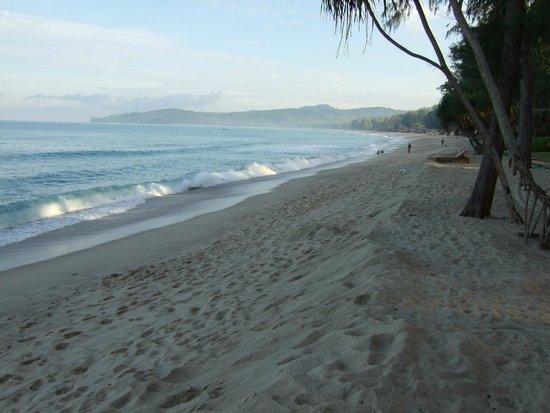 Beach at Dusit Thani Laguna Phuket