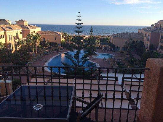 Barcelo Punta Umbria Mar: Este hotel utiliza publicidad engañosa