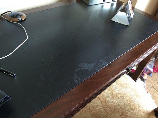 Waldorf Astoria Orlando: More stains