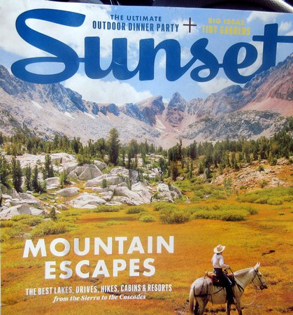 Sunset Magazine Headquarters and Gardens - Menlo Park, Montly Magazine Focuses on the West