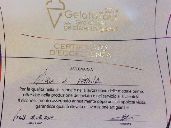 Niqu Gelateria : .