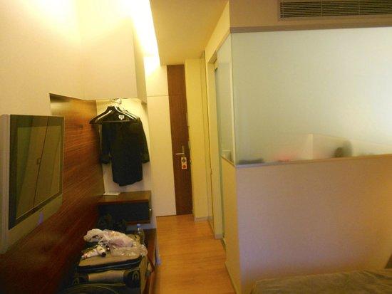 Turin Hotel: Room