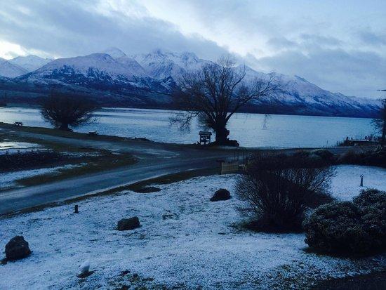 Kinloch Lodge: View