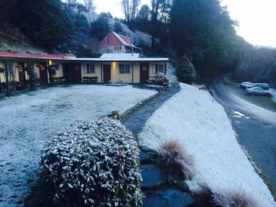 Kinloch Lodge: Hostel section