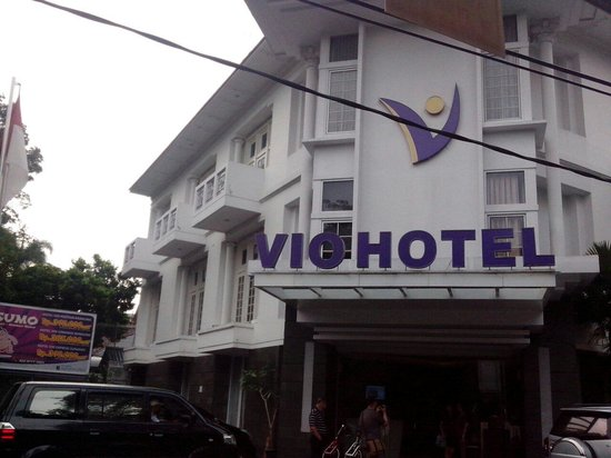 Vio Hotel Cimanuk Bandung: Vio hotel cimanuk