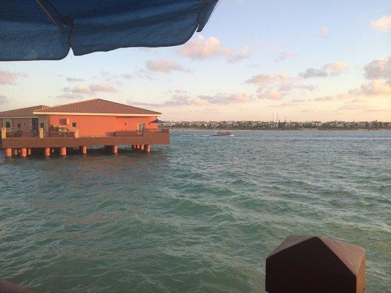 Ocean Blue Marina Hotel & Resort: The view !