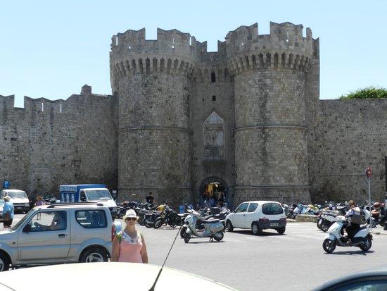 Palace of Grand Master of Knights: Door Way to History