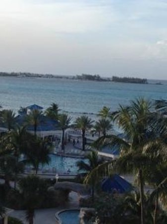 Melia Nassau Beach - All Inclusive: beautiful view