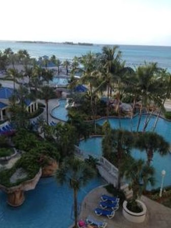Melia Nassau Beach - All Inclusive: great pool areas