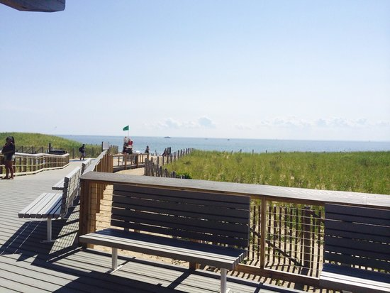 Far Land Provisions: Outdoor Snack Shack at Herring Cove Beach
