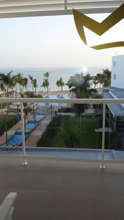 Hotel Riu Palace Jamaica: View from 3038