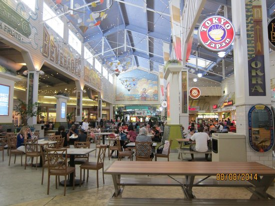 Coastal Grand Mall Food Court