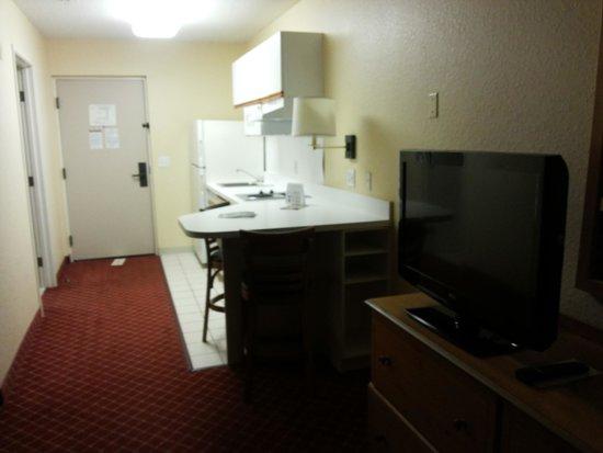 Extended Stay America - Orlando - Southpark - Equity Row : Cocina y desayunador