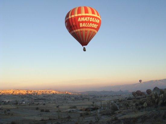 Goreme Balloons: what a beautiful morning