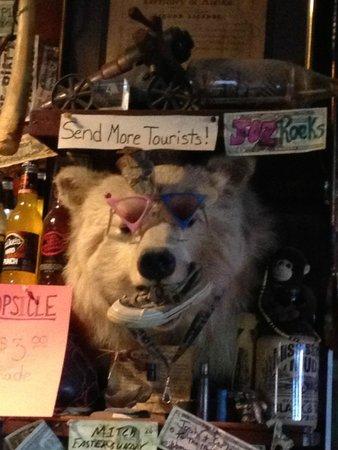 Yukon bar 2