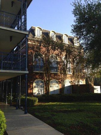 Disney's Port Orleans Resort - French Quarter : Hotel