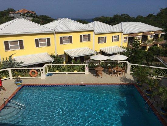 Groom Beach 5 Mins Away Picture Of Grooms Villas And Resort