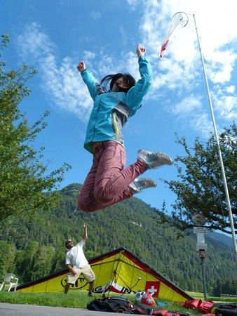 Hang Gliding Interlaken: Awesome Ride