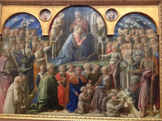 Galerie des Offices : Boticcelli