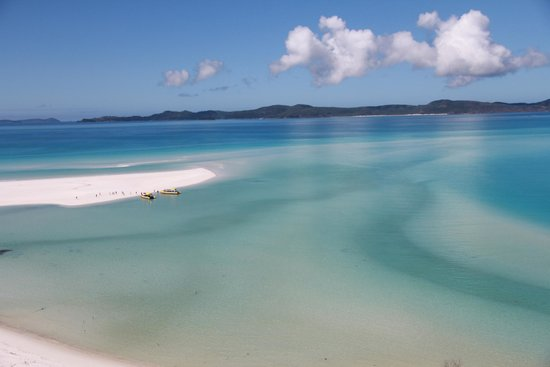 Whitehaven Beach : unreal beauty