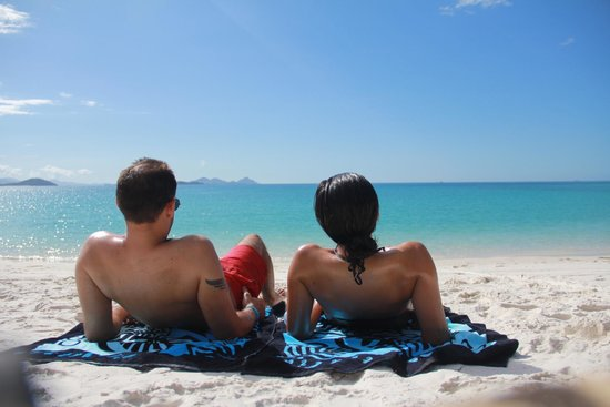 Whitehaven Beach : just like heaven