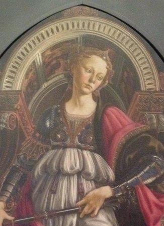 Galerie des Offices : Botticelli !