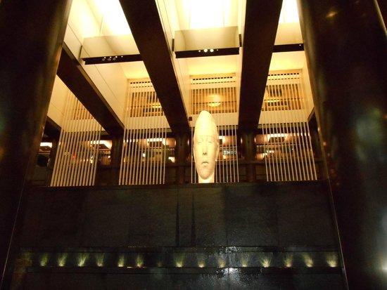 Grand Hyatt New York : Entrada do hotel