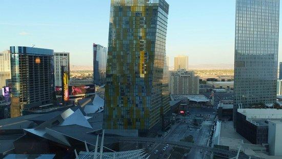 ARIA Resort & Casino: What a view