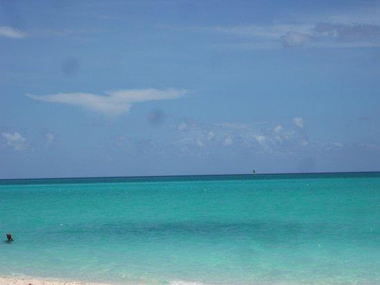 Sol Cayo Santa Maria: la plage