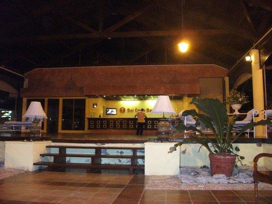 Sol Cayo Santa Maria: le halle de l'hôtel