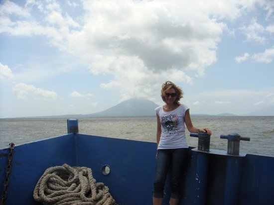 Lleganda a la Isla Ometepe