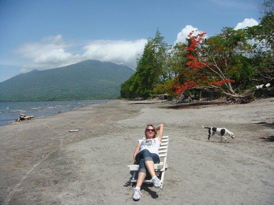 Isla Ometepe: Tranquilidad y relajamiento en las playas de la Isla