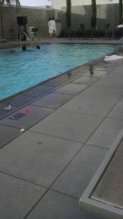 Residence Inn Los Angeles L.A. LIVE : pool