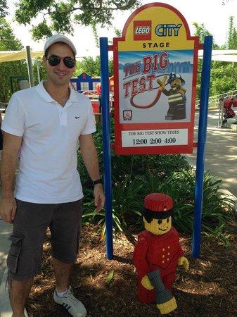 LEGOLAND Florida Resort: Combate a Emergências - Utilidade pública