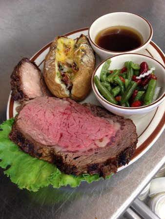 Whistle Stop: Top quality Certified Angus Prime Rib!