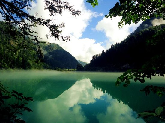 Jiuzhaigou Natural Reserve : 鏡海